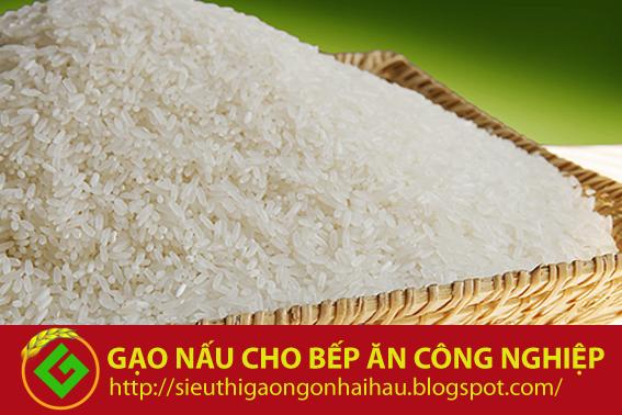 Đại lý cung cấp gạo nấu cho bếp ăn khu công nghiệp rẻ nhất