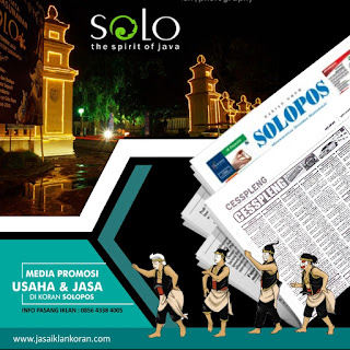 Iklan baris koran Solopos