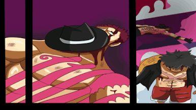 Inilah Maksud Luffy Meletakkan Topi ke Mulut Katakuri yang Telah Tumbang