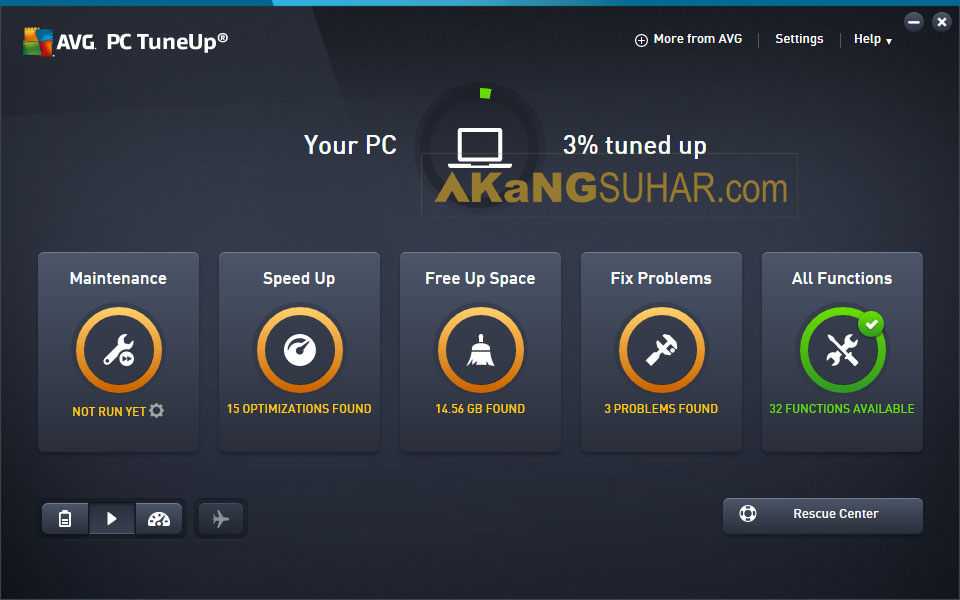 Free Download AVG PC Tuneup 2019 Final Full Version