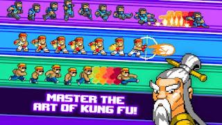 Free Download Kung Fu Z v1.5.0 Mod Apk (Unlimited Money) 2019