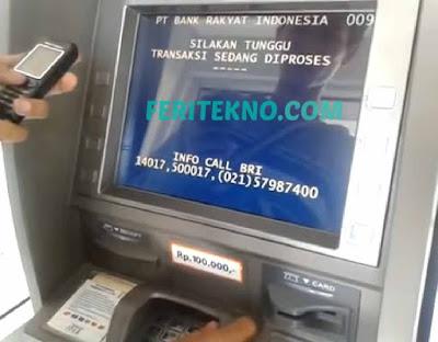 cara transfer uang lewat bank bri ke atm bank lain 10