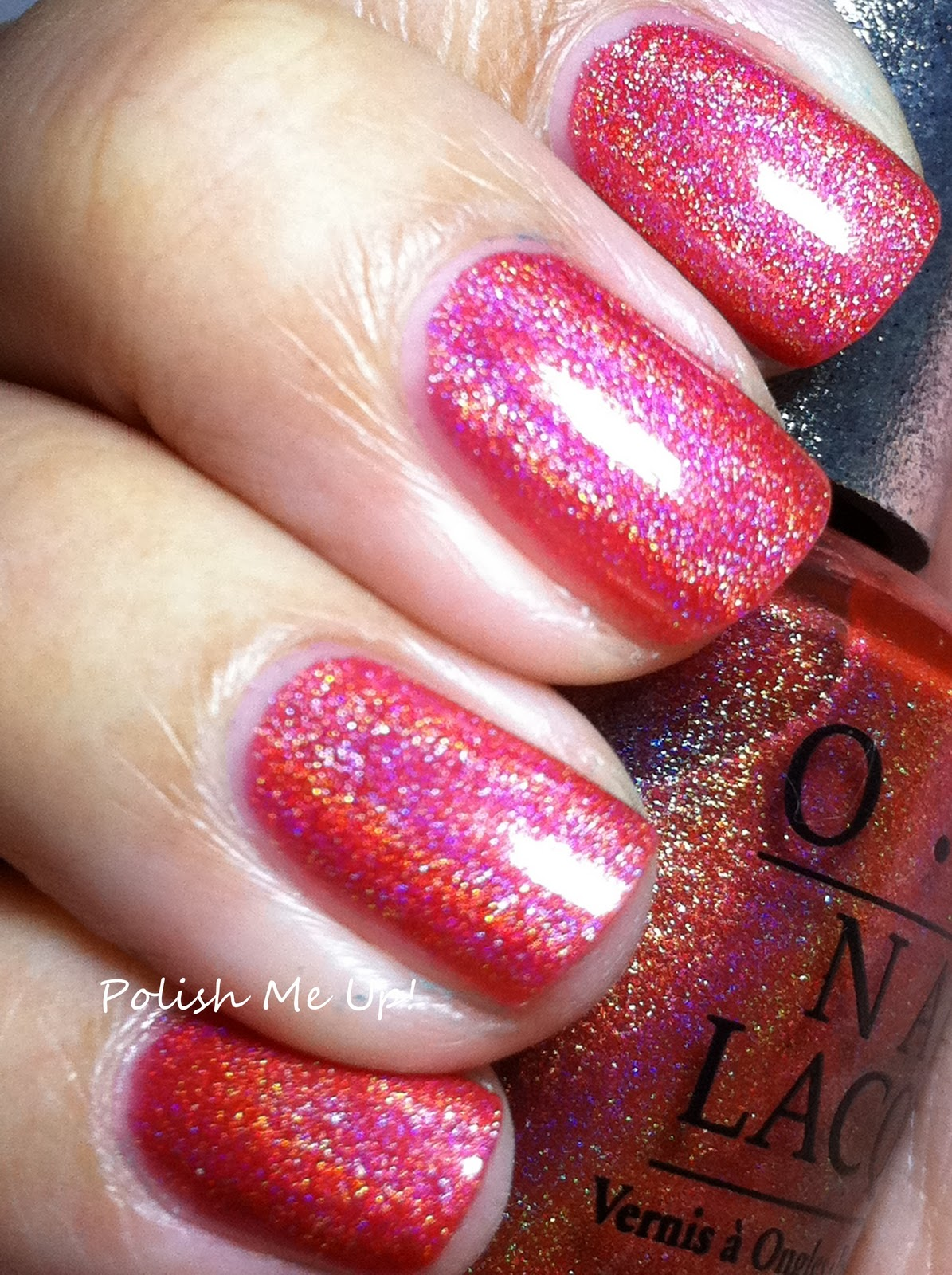 Polish Me Perfect: Polish Me Up!: OPI DS Couture