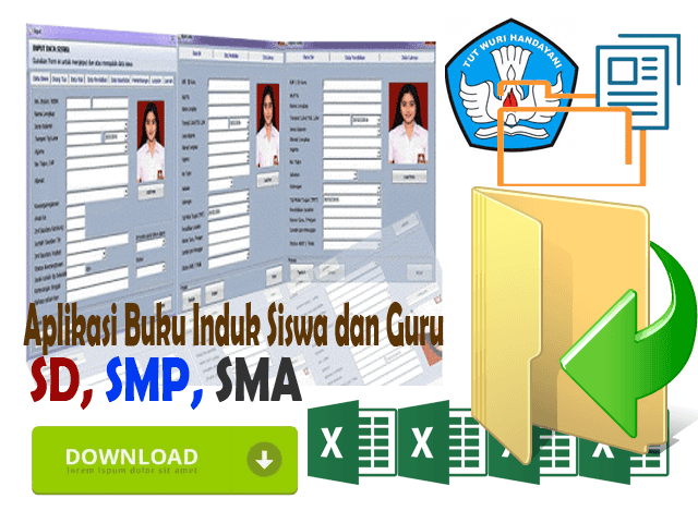 Download Aplikasi Buku Induk Siswa Dan Guru Versi Terbaru 2018