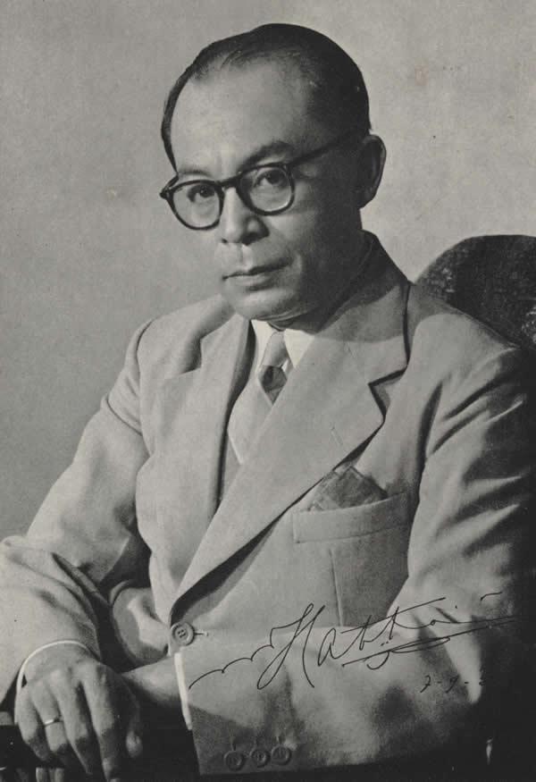 Muhammad Hatta (1950)