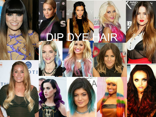 Hair trends - ombre - ombre hair - ombre trend - Ombre hair trend - ombre meaning - celebs with ombre - Sombre - sombre meaning - soft ombre - subtle ombre - sombre hair trend - celebs with sombre hair - sombre trend - sombre hair trend - Dip dye hair - dip dye trend - dip dye hair trend - Celebs with dip dye hair