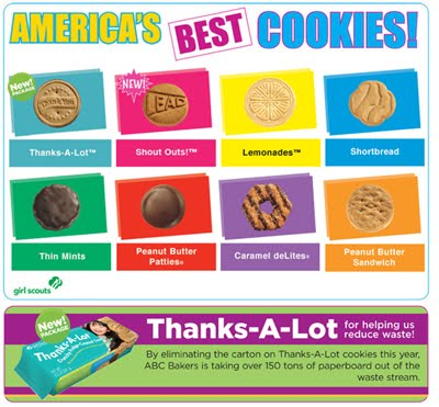 Girl Scout Troop 1876 Some Cookie Sale Clip Art