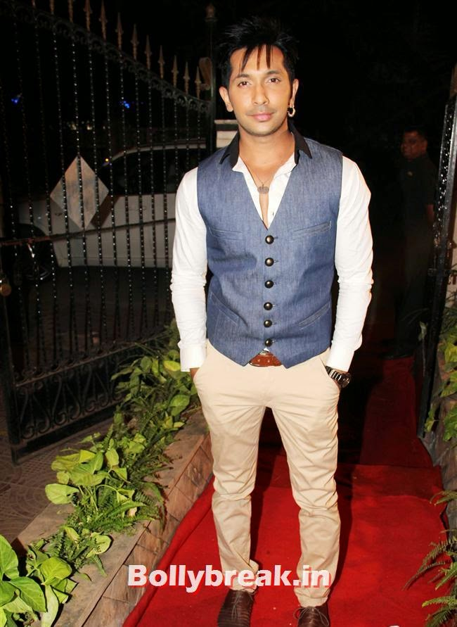 Terence Lewis, Celebs at Opening of Mayyur Girotra Couture