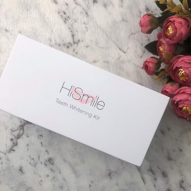 Review: HiSmile Teeth Whitening Kit (with Before & After Pics)