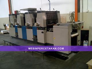 Ryobi 452H | Used printing machine | Year 1997
