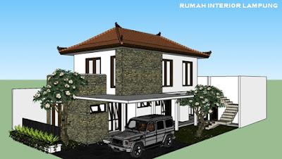 arsitektur rumah tinggal