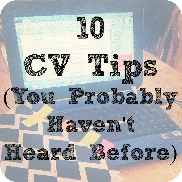 Katy Clouds 10 Cv Tips You Might Not Know