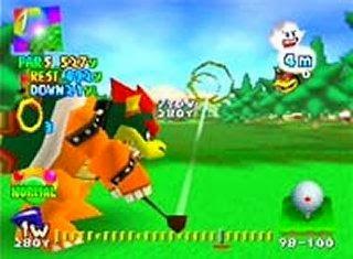 On Ddnet Tv Mario Golf Nintendo 64 Digitally Downloaded