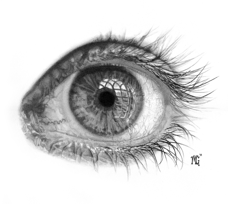 22-Eyes-are-the-Window-to-the-Soul-Matthew-Greskiewicz-Realistic-Graphite-and-Charcoal-Drawings-www-designstack-co