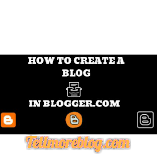 How To Start a Blog on Blogger for Free. 1
