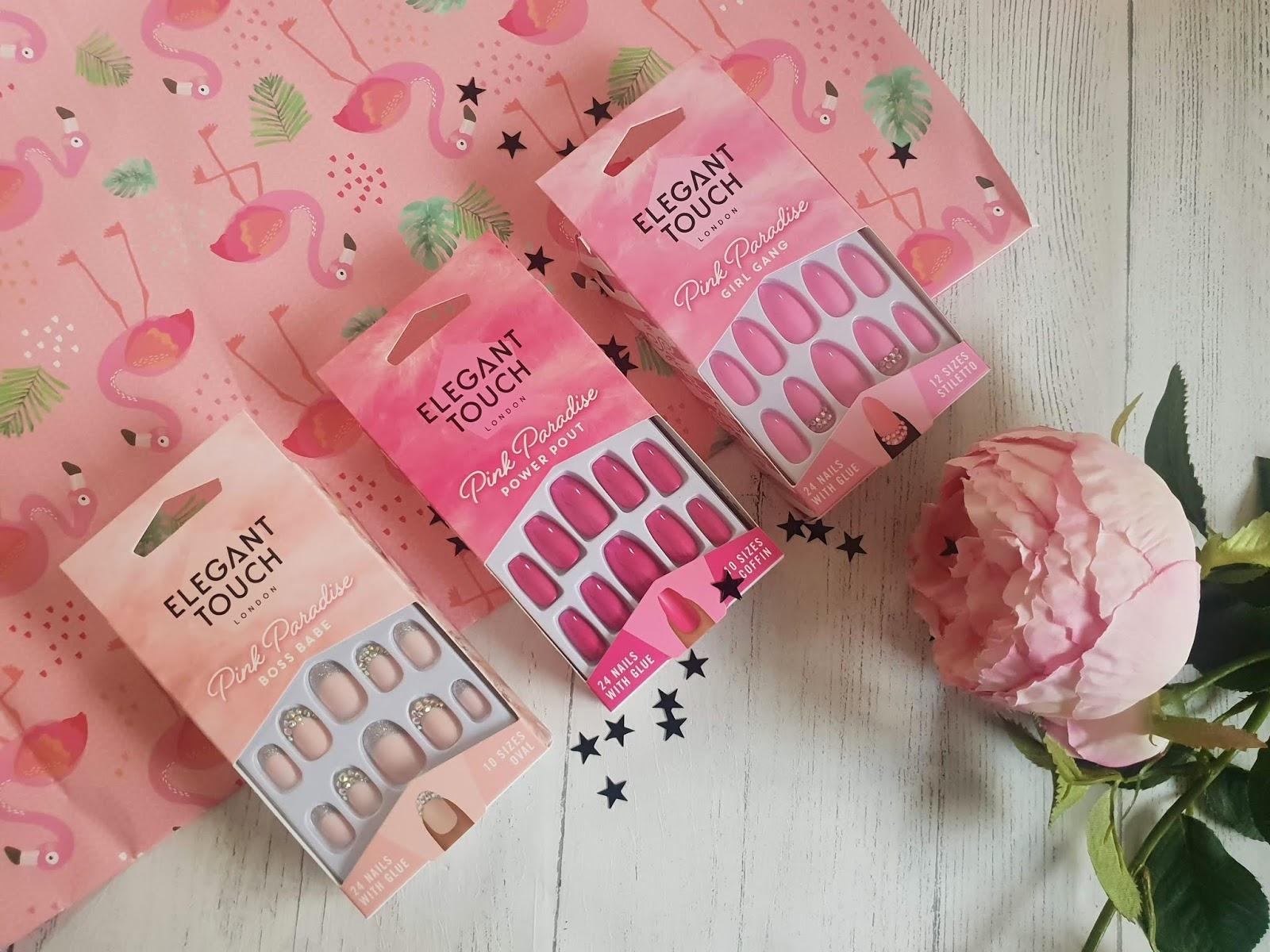 Elegant Touch Pink Paradise Range Review