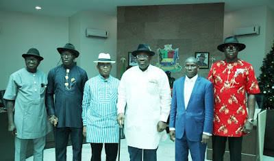 Photonews: Swearing Ceremony Of 4 Commissioners In Bayelsa State