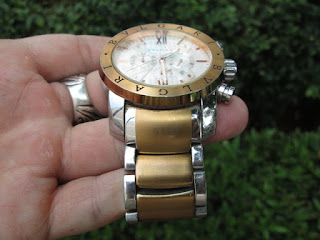 Jam Tangan BVLGARI SD 38 S L2161 Seken Mulus