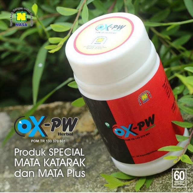 OX-PW Herbal Mata Katarak & Mata Plus