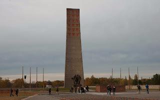 Monumento soviético Sachsenhausen
