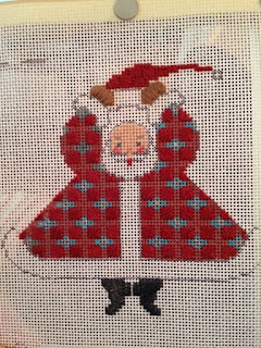 Petei whirling dervish santa