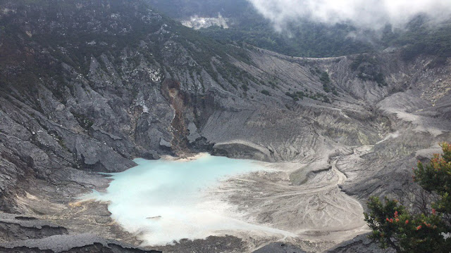 بركان تانكوبان