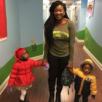 Mercy Johnson Loses Baby Fat A Month After The Birth Of Third Child