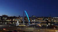 Night on the Tyne