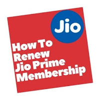 how to renew jio prime membership 2018