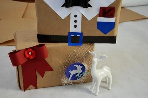 Kreatywne pakowanie-CZAS START!