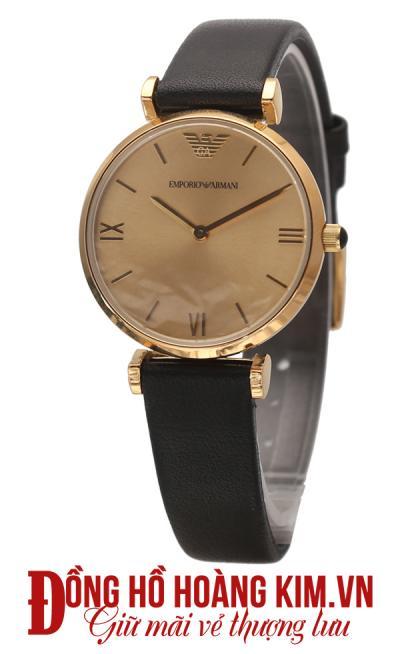 đồng hồ nữ đẹp dây da đẹp