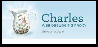 Programa Charles Proxy para juegos