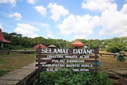 Pesona Wisata Terpendam di Pulau Kalimantan