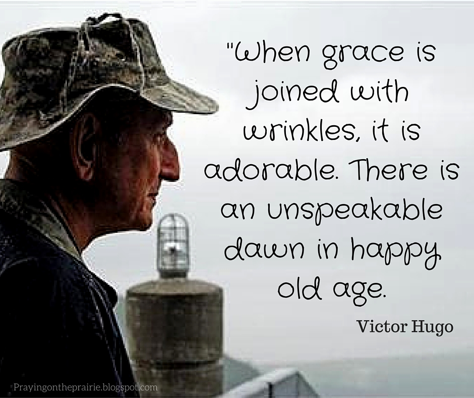 Aging With Grace Praying On The Prairiepraying On The Prairie