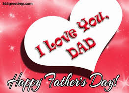 happy fathers day Facebok image