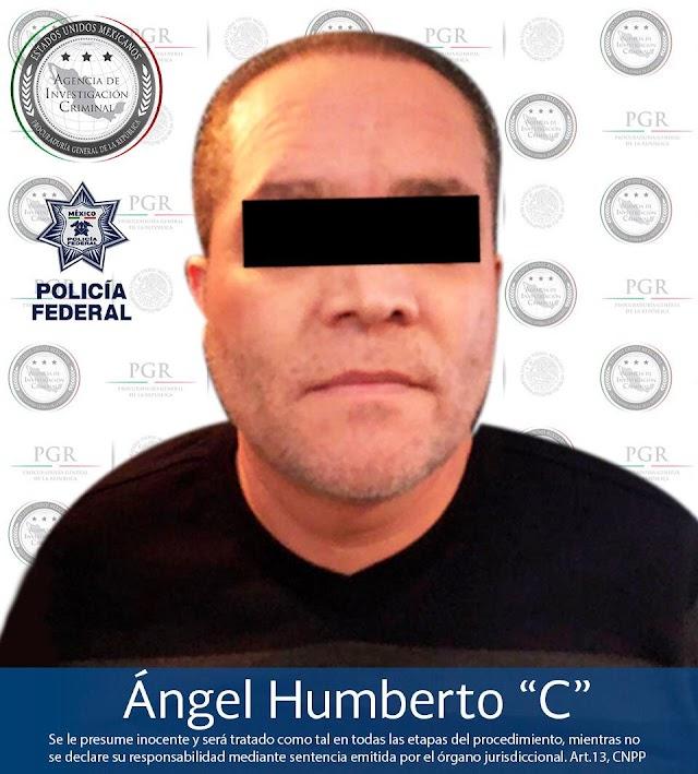 PF Y PGR ASEGURAN A HOMBRE REQUERIDO POR JUSTICIA DE EUA