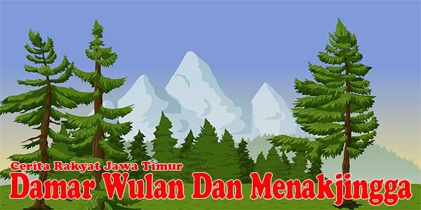 Damar Wulan Dan Menakjingga, Jawa Timur