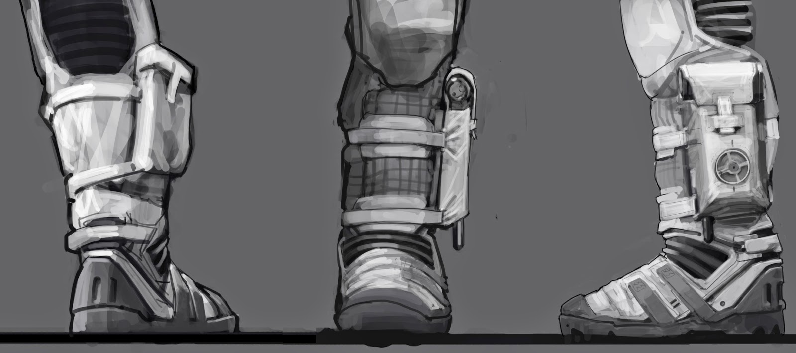astronaut space boots - photo #25