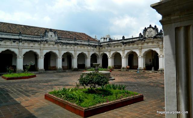 Museu Colonial de Antigua Guatemala