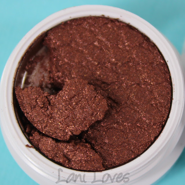 ColourPop Super Shock Shadow - Hot Tamale Swatches & Review