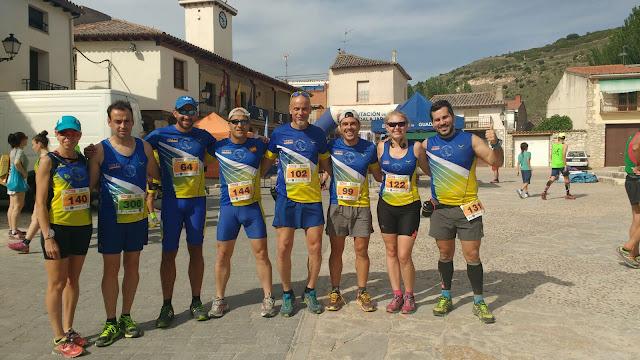 Temporada 2016-2017 - Capitulo LXXXII - Trail Lupiana 2017