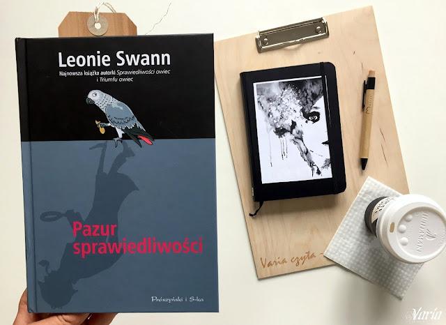 Pazur sprawiedliwości - Leonie Swann