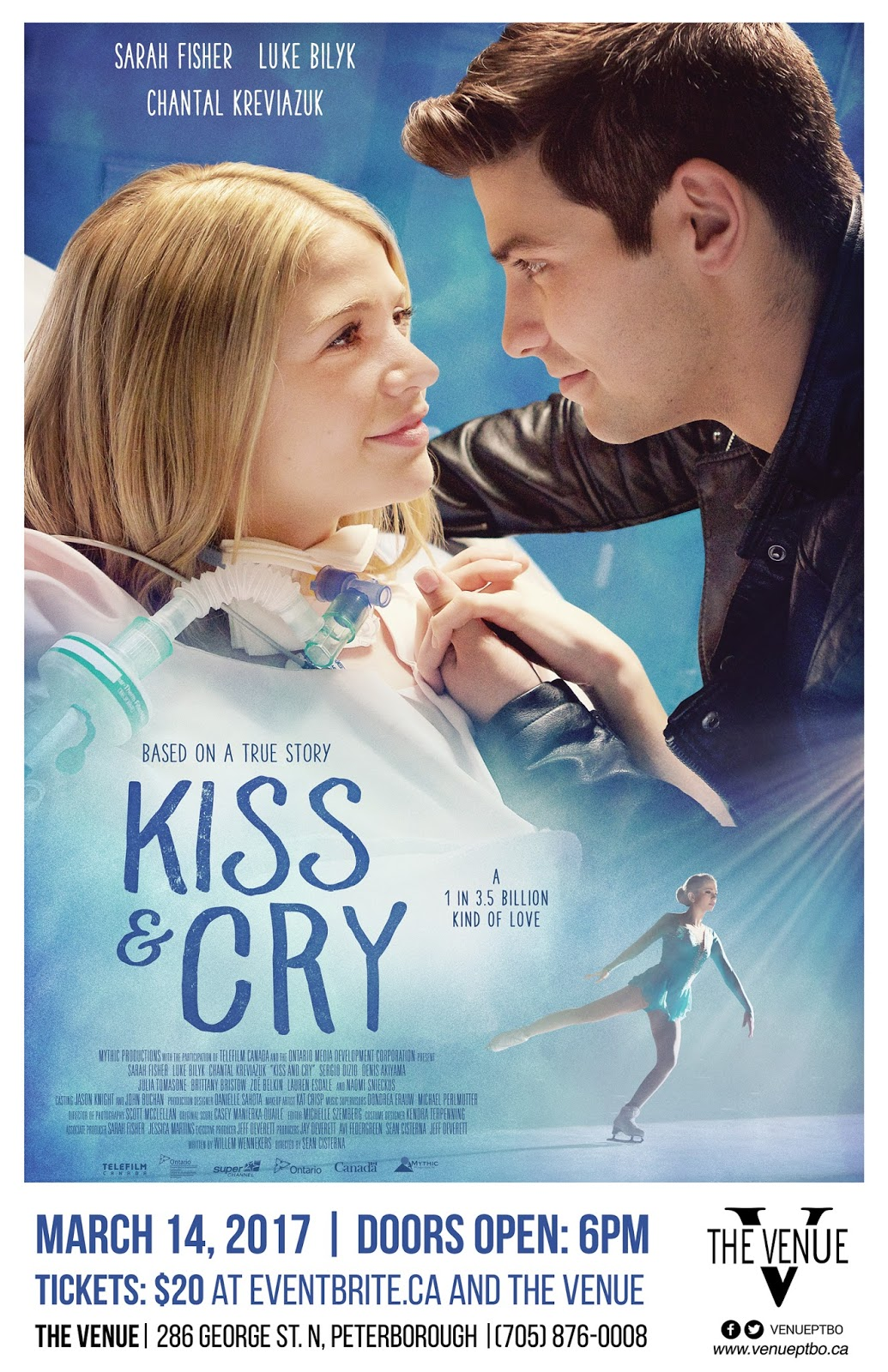Kiss and Cry (2017) [BRRip 720p] [Latino] [1 Link] [MEGA]