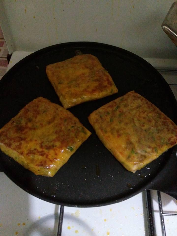 Martabak Telur Mini Isi Daging Cincang | Just Try & Taste