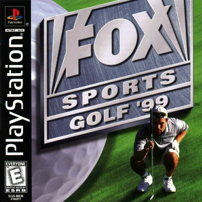 FOX Sports Golf 99  - PS1 - ISOs Download