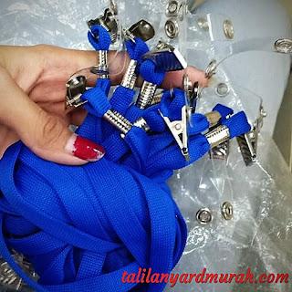 Jual tali lanyard custom harga termurah di Jakarta