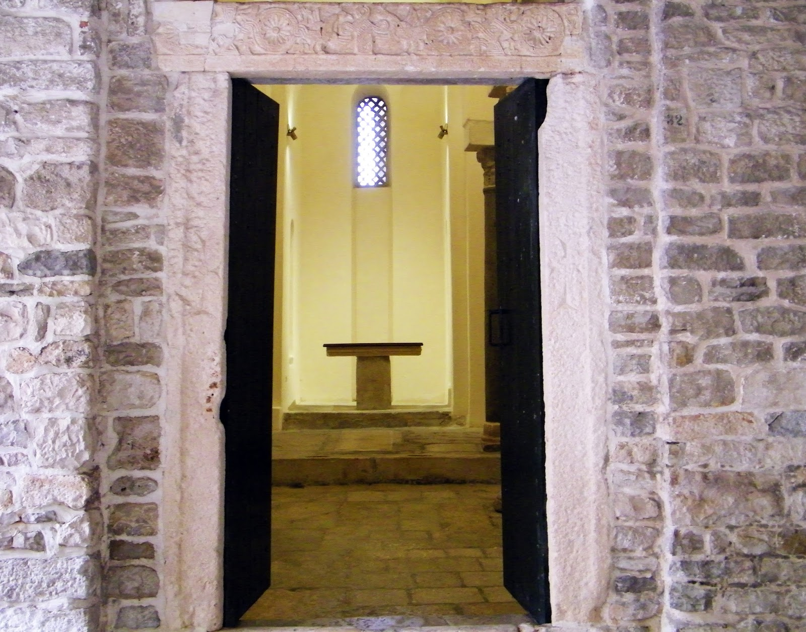 Trogir - Kościół Św. Barbary