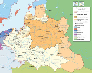 Rzeczpospolita Obojga Narodów 1635 - fot. https://commons.wikimedia.org