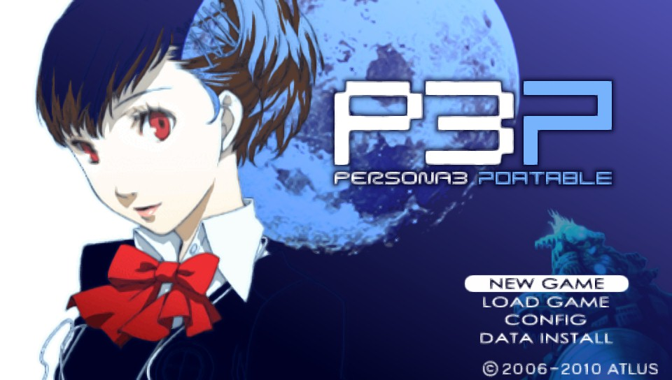 Shin Megami Tensei : Persona 3 Portable CWCheats By JFI Blog