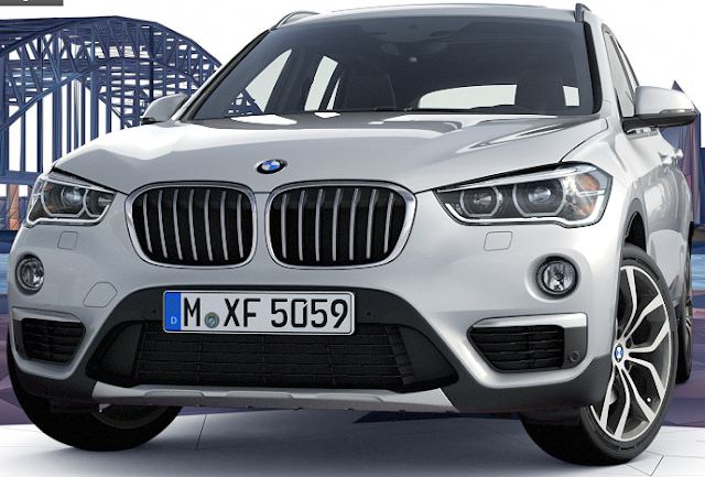 2017 BMW X1 Accessories